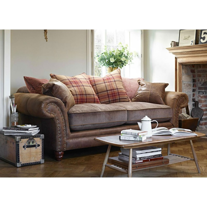 Grampian Furnishers Hudson 3 Seater Sofa Alexander And