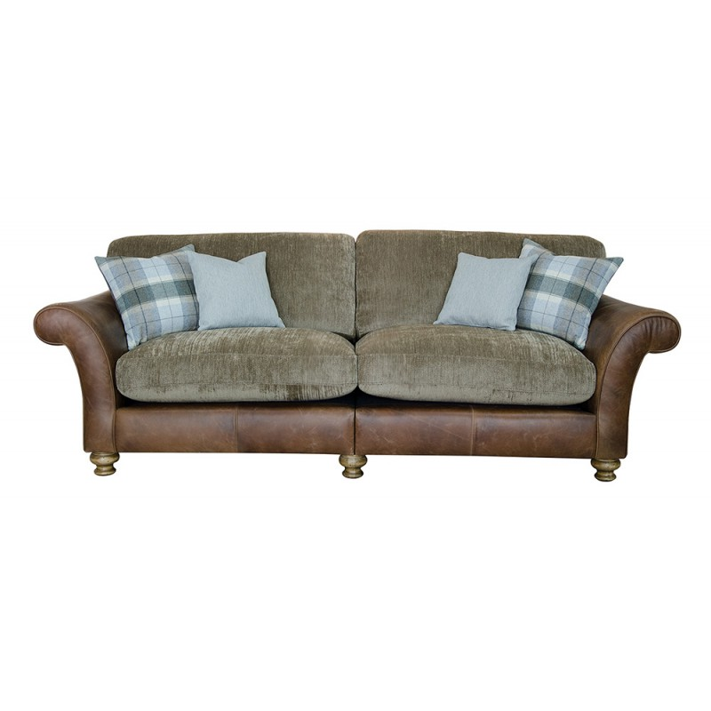Grampian Furnishers Lawrence 4 Seater Sofa Alexander