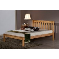 Denver Pine Small Double Bed