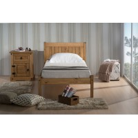 Rio Single Pine Bed