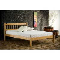 Santos Small Double Bed