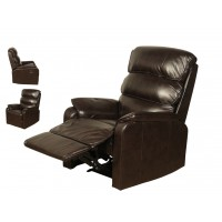 Harmony Recliner Chair - Brown