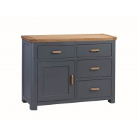 Treviso Midnight Small 2 Door Sideboard