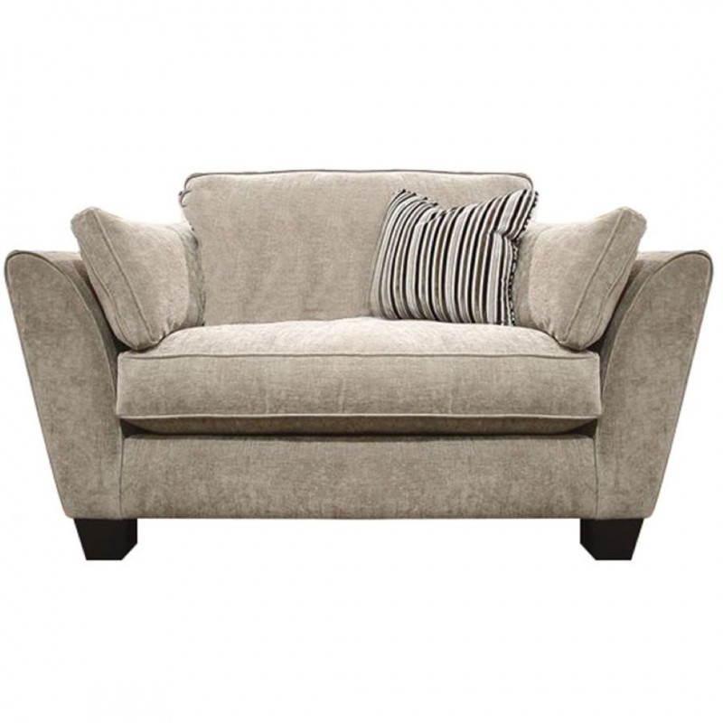 Grampian furnishers ashley manor alexis snuggler chair for Snuggle sofa