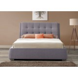 Mayfair Double 4 Drawer Fabric Bedframe