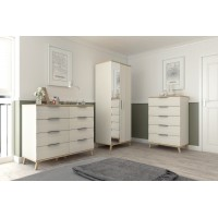 Dunvegan 3 Drawer Double Chest