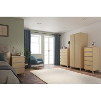 Tarbet 3 Drawer Chest