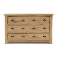 Breeze 6 Drawer Dressing Chest