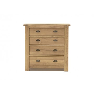 Breeze 4 Drawer Wide Chest