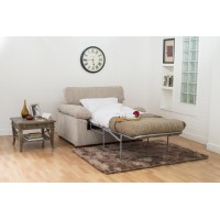 Dexter Sofa Bed Chair with Deluxe Mattress
