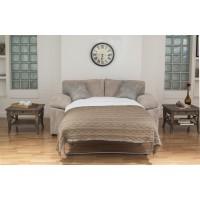 Dexter 2 Seater Sofa Bed with Deluxe Mattress