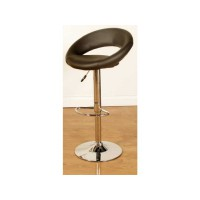 Eclipse Brown Bar Stool