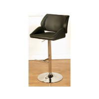 Pacific Black Bar Stool