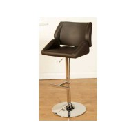 Pacific Brown Bar Stool