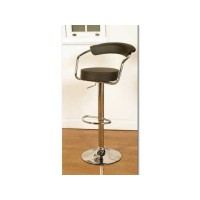 Saturn Brown Bar Stool