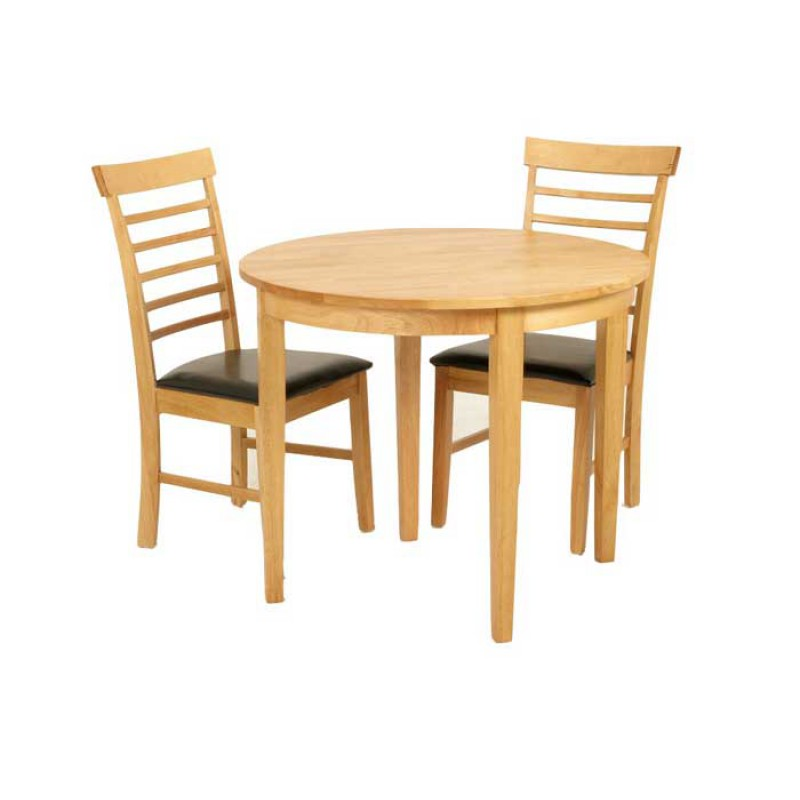 Grampian Furnishers Hanover Half Moon Dining Table Buy Online