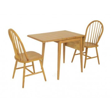 Honeymoon Drop Leaf Dining Set