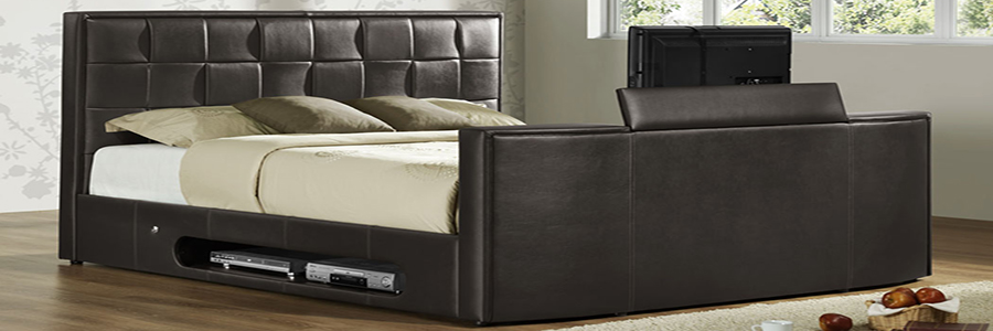 Tv beds for Beds with televisions