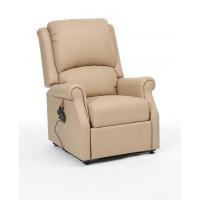 Chicago PVC Rise and Recline Armchair