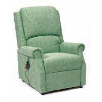 Chicago Fabric Rise and Recline Armchair