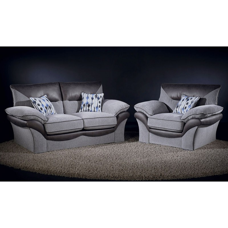 High Quality Chloe 3+2 Seater Sofas ...