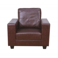 Queensbury Brown Sofa Armchair