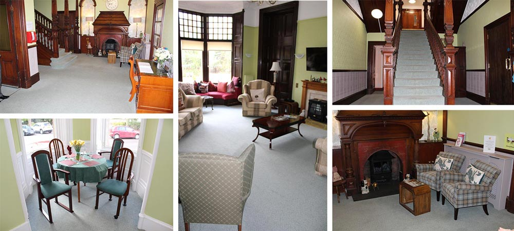 Abbeyvale Care Group – furniture and flooring